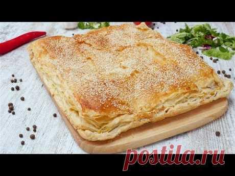 Сырный пирог по-гречески - Рецепты от Со Вкусом