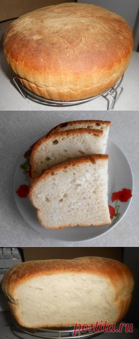 Домашний хлеб - рецепт проверен годами