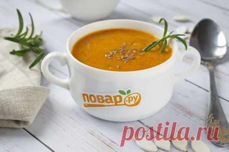 Суп - пюре из овощей.  Статьи на Повар.ру