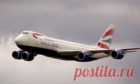 Фото British Airways B742 (G-GSSD) - FlightAware