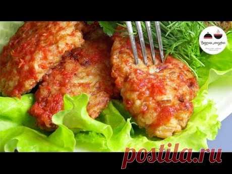 ЛУКОВЫЕ КОТЛЕТЫ На вкус как с мясом! Простейший рецепт  Onion fritters - YouTube