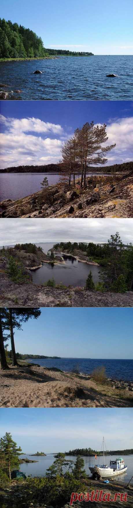 (+1) - el lago Ládoga Asombroso | ASOMBROSO