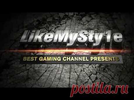 Видео заставка для LikeMySty1e - YouTube
