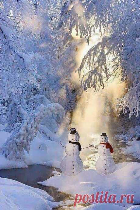 В новогодней суете не забывайте подмечать прекрасное, любоваться красивым, делиться — добрым!