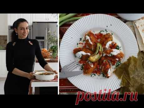Армянская Толма - Мой Современный И Быстрый Вариант - Рецепт от Эгине - Heghineh Cooking Show