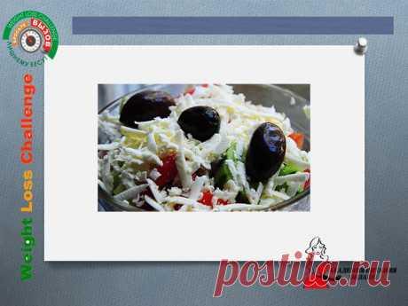Как приготовить блюдо «Болгарский салат»