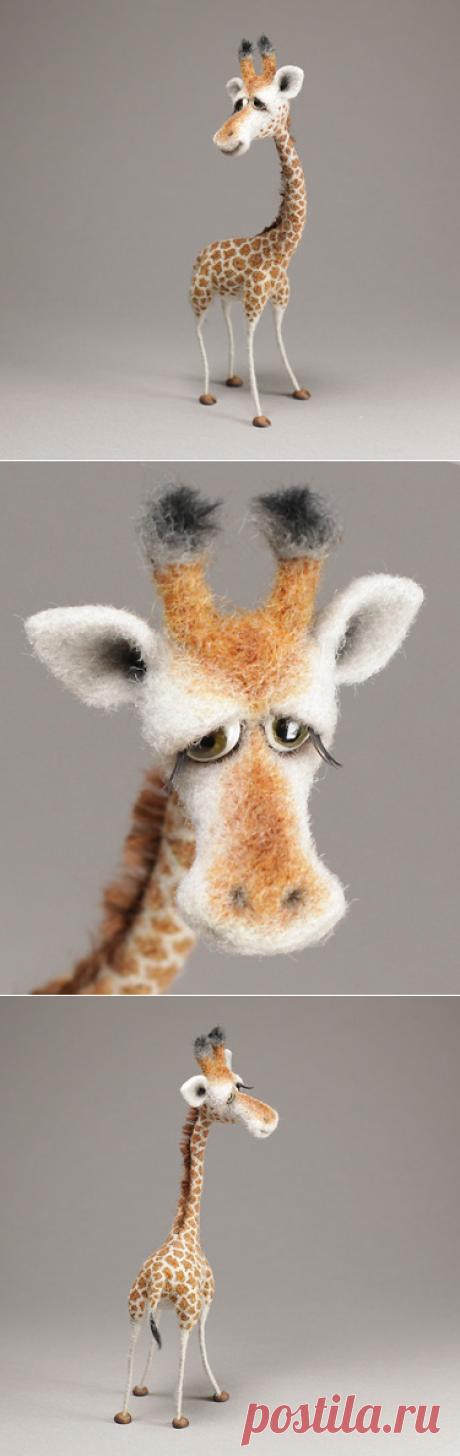 Мастер-класс «Жираф»
