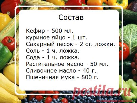 Тесто без хлопот — быстро и просто. | Кулинарные рецепты | Яндекс Дзен