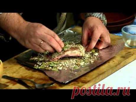 Las recetas shinkarya №10 - el pie De pato - YouTube
