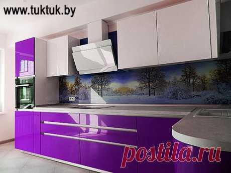 Ценители качества, комфорта и эстетики в дизайне - заказывают кухни здесь!
