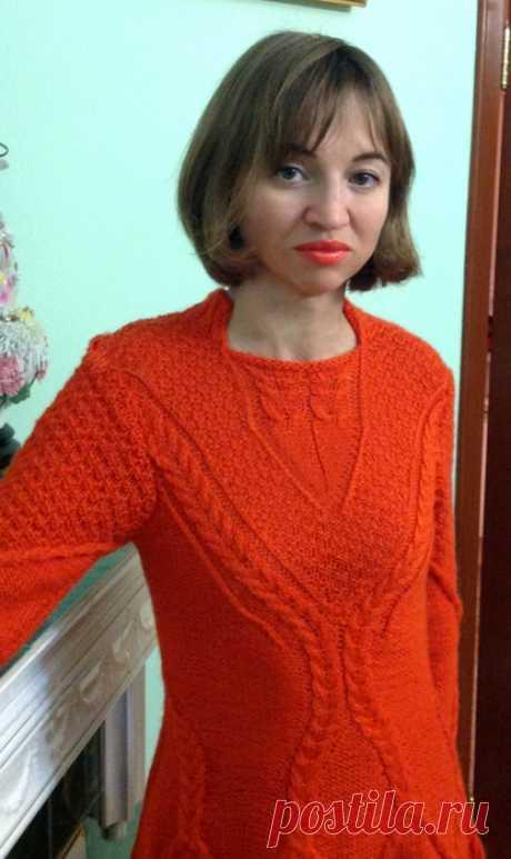 Платья подборка 1: Дневник группы «ВЯЖЕМ ПО ОПИСАНИЮ»: Группы - женская социальная сеть myJulia.ru