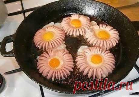 Хотел угодить жене с завтраком