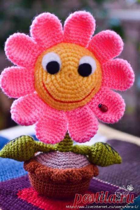 Мастер класс по цветку Автор Алла Черноус  #разные_мк