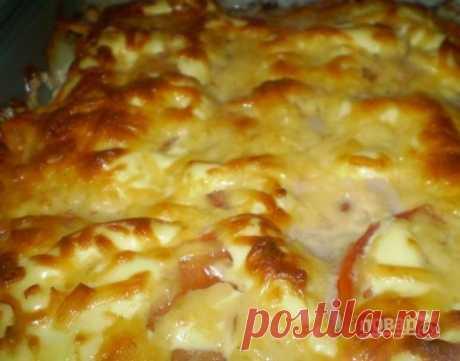 Вкусная картофельная запеканка с фаршем - пошаговый рецепт с фото на Повар.ру