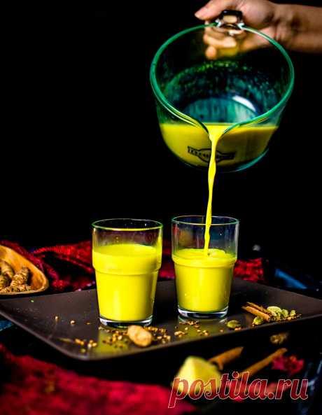 Индийский напиток долголетия: чистим кровь и лечим суставы! | Всегда в форме!
