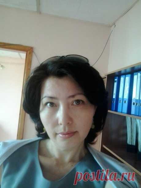 Гульсара Тусупбекова