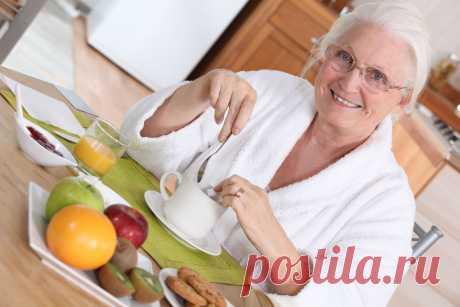 ? Как правильно похудеть женщине после 60 - 65 лет ⏰