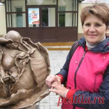 Валентина Ершова