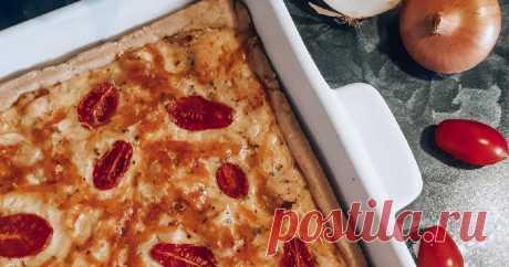 Киш с курицей и сочными томатами - пошаговый рецепт с фото. Автор рецепта iulianakas . Киш с курицей и сочными томатами - пошаговый рецепт с фото. #рецепты_iulianakas