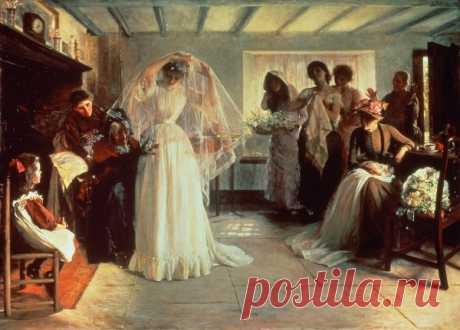 Свадьбы 19 век, свадьбы в 19 веке