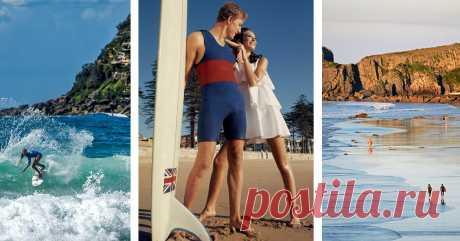 Куда поехать учиться серфингу этим летом Неочевидные направления с мягкими волнами и самыми терпеливыми инструкторами
