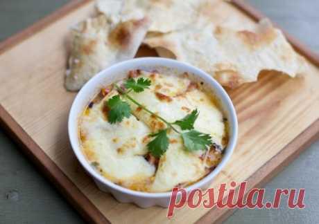 Сыр сулугуни: кулинарные особенности и рецепты вкусных блюд / Простые рецепты