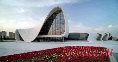 Haydar Aliyev Centre