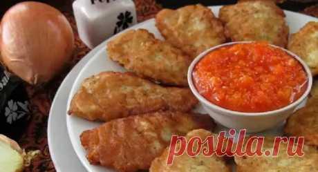Куриное филе в луковом кляре: наслаждение вкусом