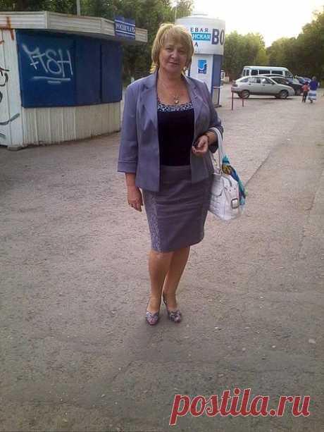 Наталья Загоскина