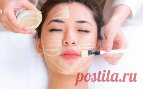 Для белоснежной кожи: тайская маска для лица с потрясающим эффектом. | Всегда в форме!