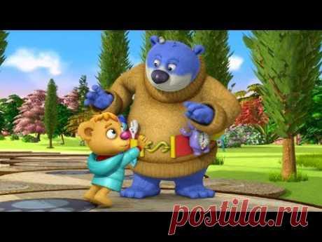 Мишкины хлопоты+ Парящие перышки - Все о Рози - мультфильм