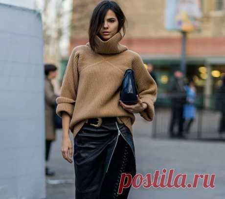 Модный базовый гардероб на зиму 2021-2022: стильные Луки, новинки образов с фото