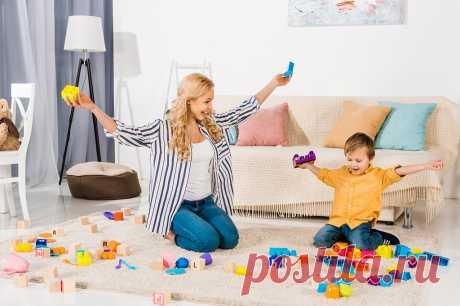 Во что полезно играть ребенку для развития? Топ 10 интересных развивающих игр