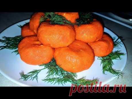 Caliente gitano mandarinki. La colación De Año Nuevo Caliente mandarinka. Gipsy kitchen.