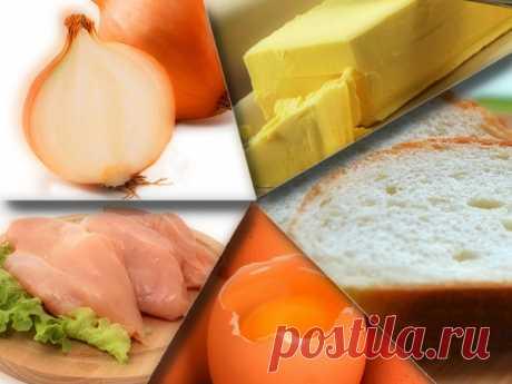 Сочные куриные котлеты из белого мяса | Рецепты старого дома | Яндекс Дзен