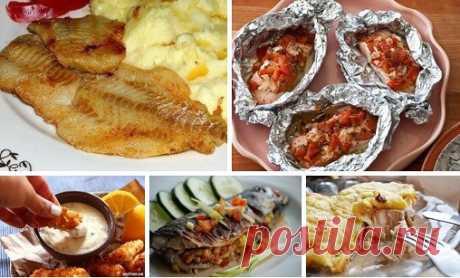 5 рецептов правильной диетической рыбки!  Сохрани себе!  1. Правильный способ приготовить скумбрию. Очень простой способ насладиться вкусной рыбкой и насытить свой организм правильными белками и жирами.  на 100грамм - 89.95 ккалБ/Ж/У - 7.33/4.61/5.11  Ингредиенты:  2 скумбрии  1 луковица  150 г натурального йогурта  Сок 1/2 лимона  Соль, специи по вкусу  Приготовление:  Каждую скумбрию выпотрошить, разрезать вдоль на 2 части, удалить кости.  Луковицу очистить, порезать полуко