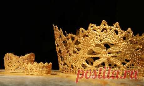 Сделать корону для принцессы? Легко!