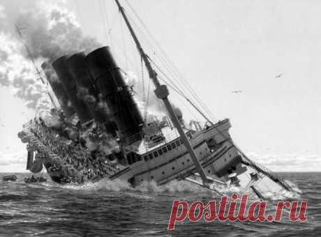 10 naufragios siniestros, que chocaba el mundo | el Diablo toma