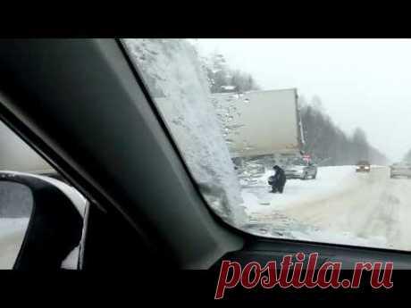 Торопыги 15 км Кострома - Волгореченск 05 марта 2018 г - YouTube