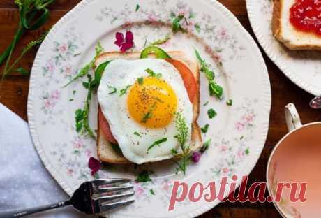 7 WOW-завтраков с яйцами на каждый день
