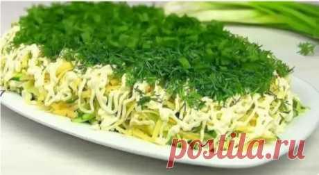 «Селёдка под новой шубой». Не могу оторваться от этого салата, готовлю уже несколько дней - Вкусные рецепты - медиаплатформа МирТесен