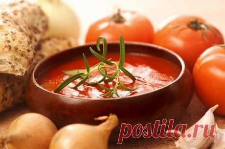 Классический гаспачо рецепт – испанская кухня: супы. «Еда»