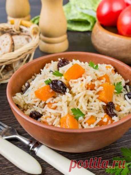 Рассыпчатый рис с тыквой: как приготовить - проверенный пошаговый рецепт с фото на Вкусном Блоге