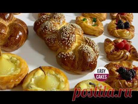 Онлайн курс Венская выпечка в школе Easy Cakes