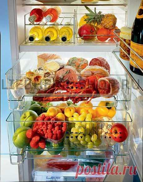 Способы долговременного хранения продуктов / Домоседы