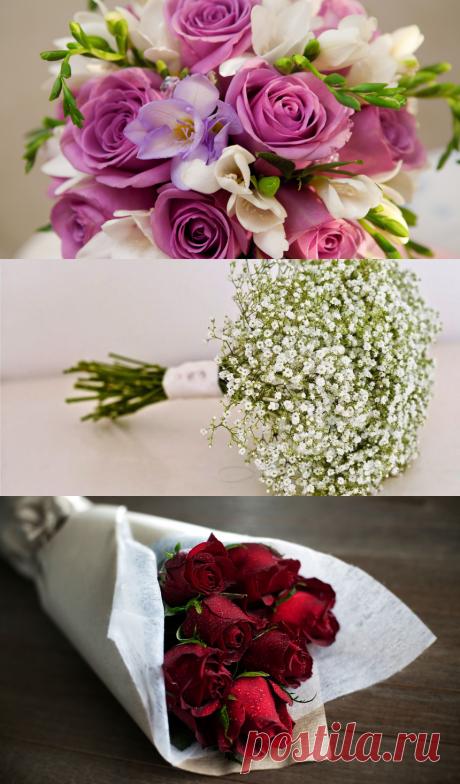 Живые цветы: природный шарм и очарование