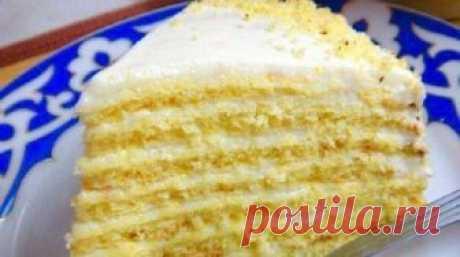 Готовим вместе » Архив сайта Для тех, кто не пробовал еще этот тортик — ну какой же он вкусный! Просто не передать словами! К тому же очень прост и быстр в приготовлении!Торт «Milchmädchen» («Молочная девочка»)