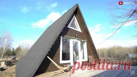 Как обустроили треугольный микро-домик для аренды. Интерьер, в который вы влюбитесь | INMYROOM.RU | Яндекс Дзен
