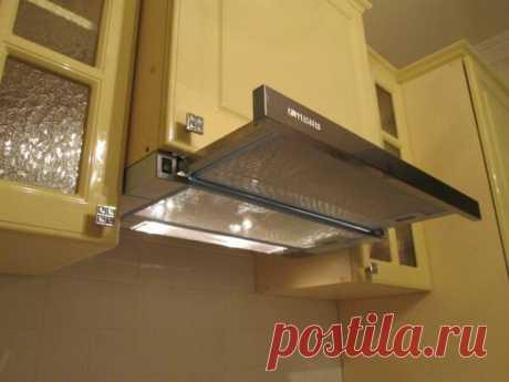 Очищаю кухонную вытяжку просто и легко | Идеи для дома и окружения | Яндекс Дзен
