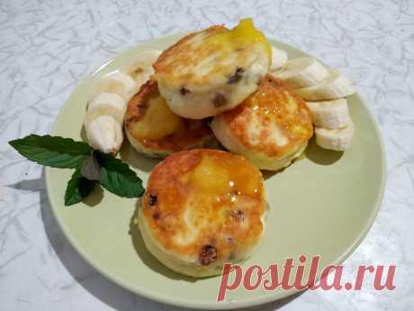 Любимый завтрак - нежные сырники! Пышные и не мучные. | Рецепты Светланы Аникановой | Яндекс Дзен